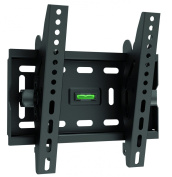 Intecbrackets - Strong adjustable tilting TV wall mount bracket. 22, 23, 26, 27, 30, 32, 34, 36 TVs complete with all fittings & fixings and covered by a lifetime warranty