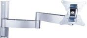 Allcam LCD101 38cm 43cm 48cm 60cm 60cm LCD TV Wall Mount Bracket Swivel Arms & Tilt Light Weight Quality Alu-aloy