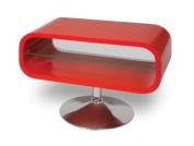 Opod OP80R - LCD & Plasma TV Stand upto 90cm - Gloss Red
