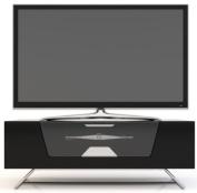 New Alpha Range Chromium TV Stand