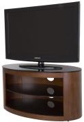 AVF Buckingham Walnut TV Stand for up to 90cm