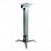 Brateck Projector Ceiling Mount for Upto 20Kg - Silver