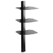 Omnimount Tria 1 Shelf for AV Component