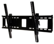 Peerless Industries Paramount Tilting Wall Mount for 37 to 150cm LCD and Plasma TV - Black