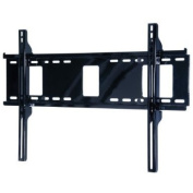 Peerless Industries Paramount Flat Wall Mount for 37 to 150cm LCD and Plasma TV - Black