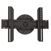 Mount-It! Fixed Low-Profile TV Wall Mount with Landscape to Portrait Rotate Function Fits for Samsung , Sony, Toshiba, Sharp, LG, Panasonic LED, LCD TVs