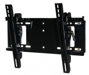 Peerless Industries Paramount Tilting Wall Mount for 23 to 120cm LCD TV - Black