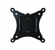 B-Tech BTV110 VENTRY - Flat Screen Wall Mount - Small in Black