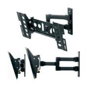 "AVF Eco-Mount EL404B Multi Position Flat Panel TV Mount 25""- 100cm Black"