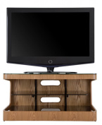 AVF Winchester Oak TV Stand for up to 90cm