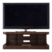 AVF Winchester Walnut TV Stand for up to 140cm