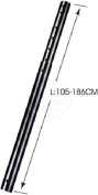 Cablematic - Extensible mast support ceiling of 105 cm to 186 cm