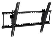 HQ Tiltable Wall Bracket for 32-160cm LCD/Flat Screen TV - Black
