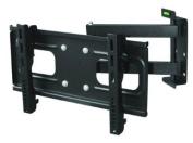 Mount-It! Articulating, Swivel Arm, Full-Motion TV Wall Mount Suitable for 32-110cm TVs VESA 400x200