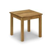 Julian Bowen Coxmoor Oak Lamp Table