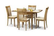 Julian Bowen Newbury Dining Table