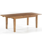 LPD Furniture Dorset Dining Table, In Oak