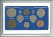 1963 British Coin Birth Year Gift Set