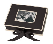 Semikolon Small Photo Box - Black