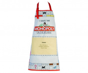 Gift Republic Monopoly Best Chef Collect £200 Apron