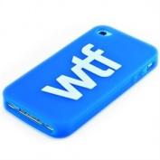 Boxer Gifts WTF Text Speak iPhone 4/4s Cover