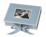 Semikolon Small Photo Box - Ciel Sky Blue