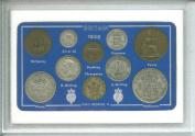 1938 British Coin Birth Year Gift Set