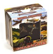 Spitfire & Messerschimt ME109 3D Cufflinks