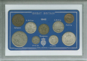 1942 British Coin Birth Year Gift Set