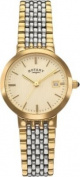 Rotary Ladies' Two-Tone Quartz Bracelet Watch