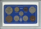 1949 British Coin Birth Year Gift Set