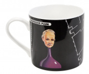 Gift Republic Cluedo Professor Plum China Mug
