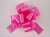 20 Cerise Pink Satin Ribbon Floristry Pull Bows 50mm