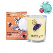 Beefayre natural votive candle