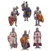 Crusader Knight Magnets