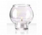 Luminarc Cocoon Candle Dome Clear