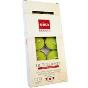 Solid Colour Tea Lights - Pistachio Green