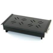 Energy saving table top food warmer - 2 candle - Ideal for dinner parties.