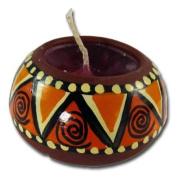 """Candle """"Zulu Afripot"""""""