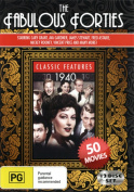 The Fabulous Forties (50 Movies) (Port of New York/Guest in the House/Jungle Book/Treasure of Fear/Gung Ho!/Shock/The Immortal B [Region 4]