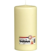 Bolsius Large Ivory Church Candle, 20 x 10cm