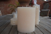 Large Wax Candle H155mm x dia 125mm-3wick