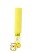 Beeswax Candle - Honeycomb R9