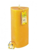 Beeswax Candle - Pillar ST7