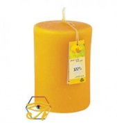 Beeswax Candle - Pillar STS1