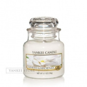 Yankee Candle Small White Gardenia Jar Candle 1230626