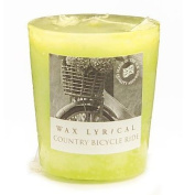 Wax Lyrical Votive Sampler Candle - Country Bicycle Ride