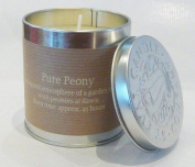 Tin Candle - Limited Edition Pure Peony by St Eval Candle