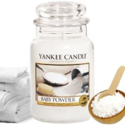 Yankee Candle - Baby Powder - Medium Jar
