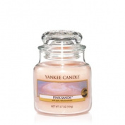 Yankee Candle Pink Sands 110ml Small Jar
